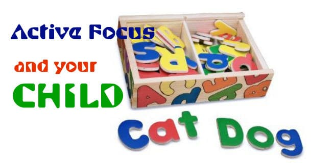 Active Focus Games For Your Children